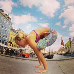 Take it Outside: Yoga Gallery