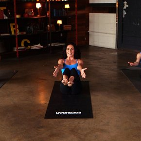 Hump Day Practice with CelebrityYogi