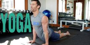 Tony Horton's Daily Yoga Routine