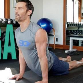 Tony Horton's Daily YogaRoutine