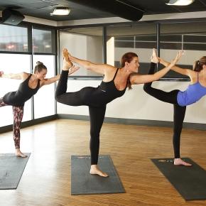 10 Minute Corepower YogaWorkout