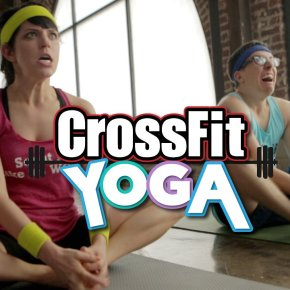 Humpday Humor: CrossFit Yoga Here