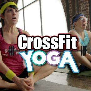 Humpday Humor: CrossFit YogaHere